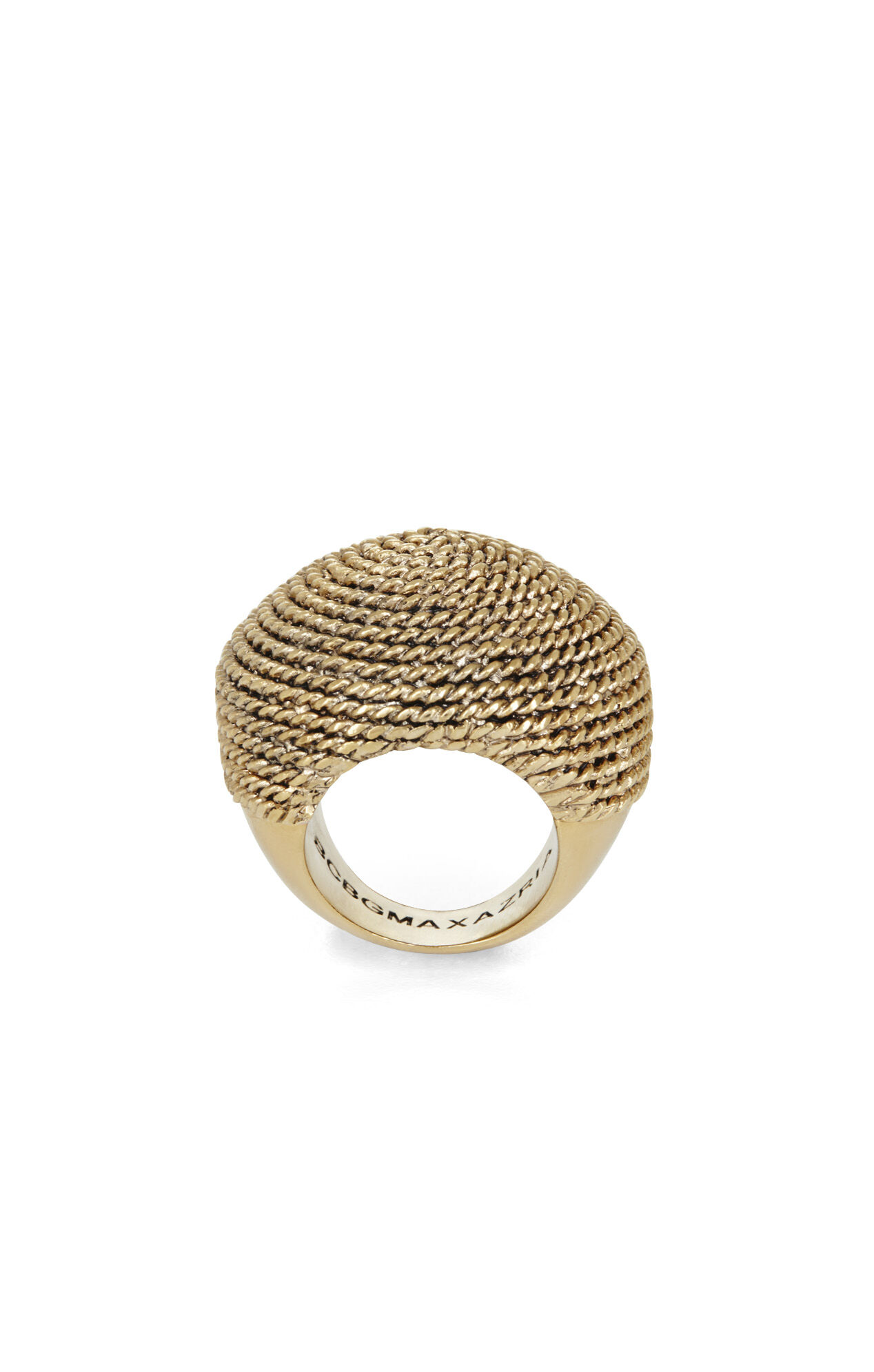 Metal Rope Ring