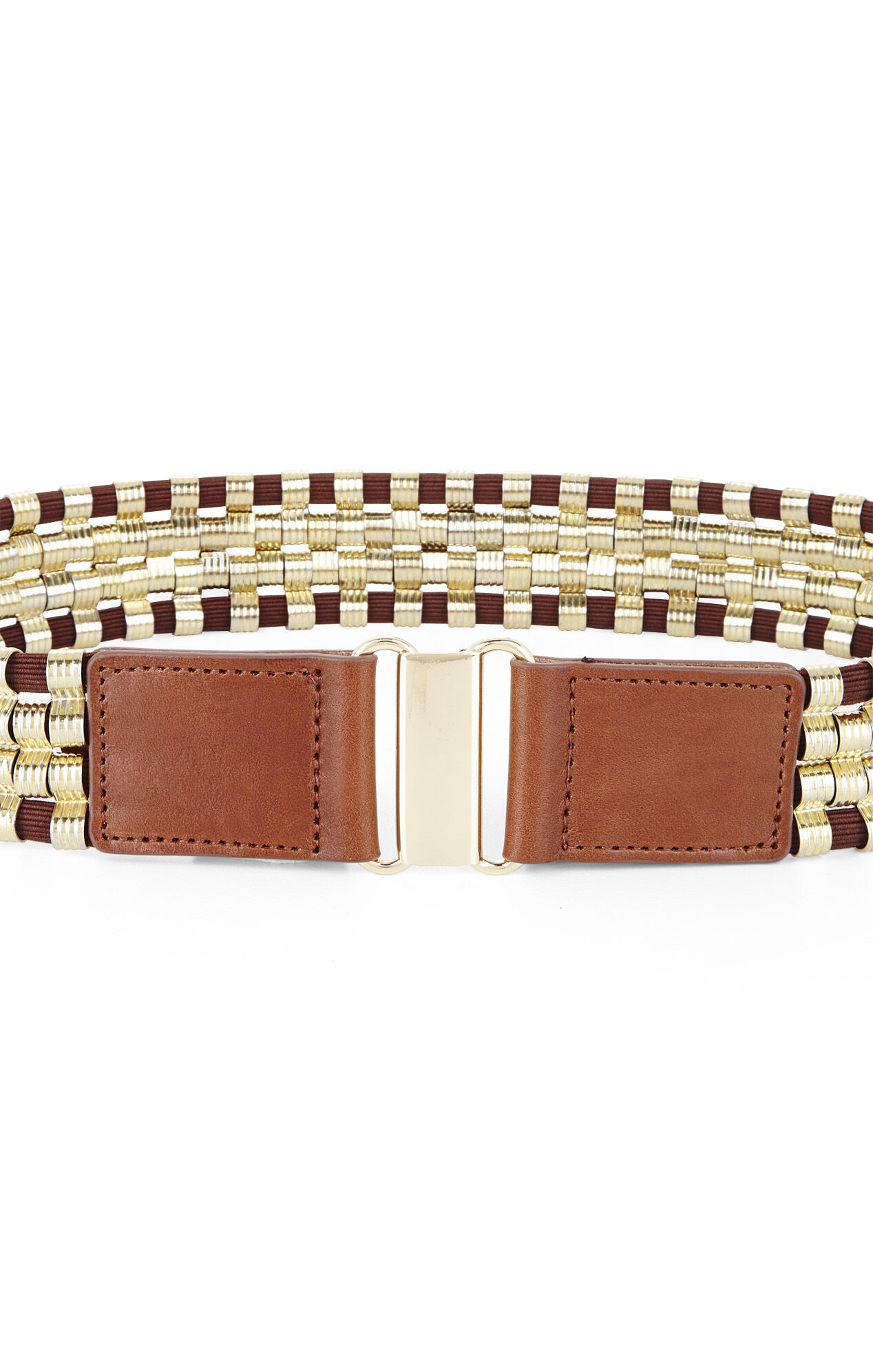 Metallic Waist Belt