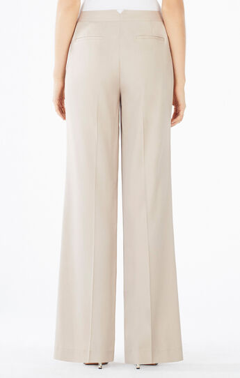 Anthony Wide-Leg Trouser