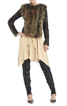 Hannah Fur Coat