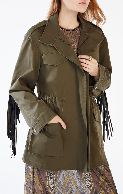 Stafford Fringe Jacket