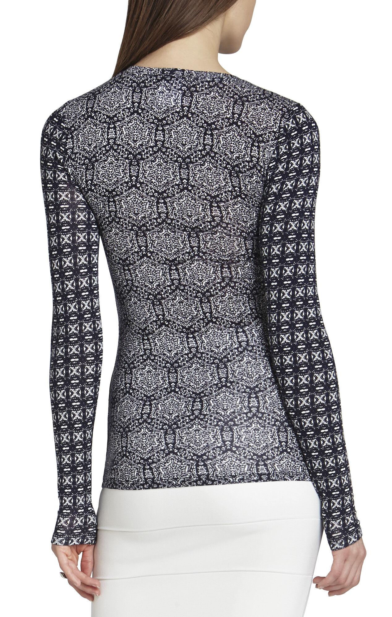Agda Long-Sleeve Top