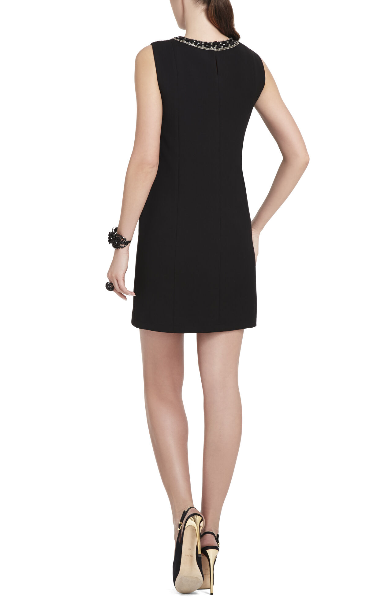 Lilah Sleeveless Sheath Dress