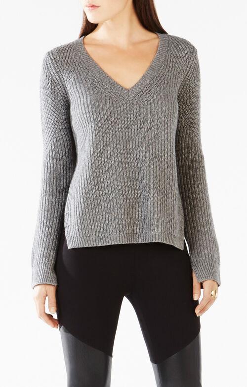 Rudy Open-Back Sweater