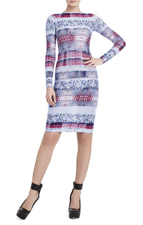 Voletta Boatneck Dress
