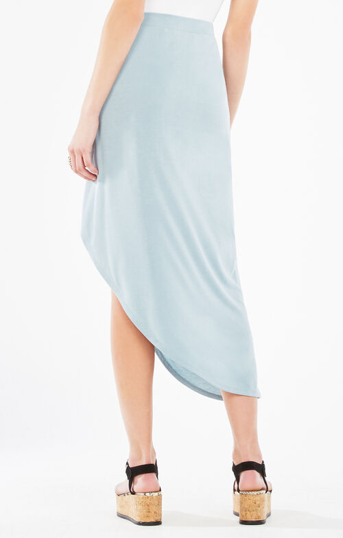 Lia Asymmetrical Wrap Skirt