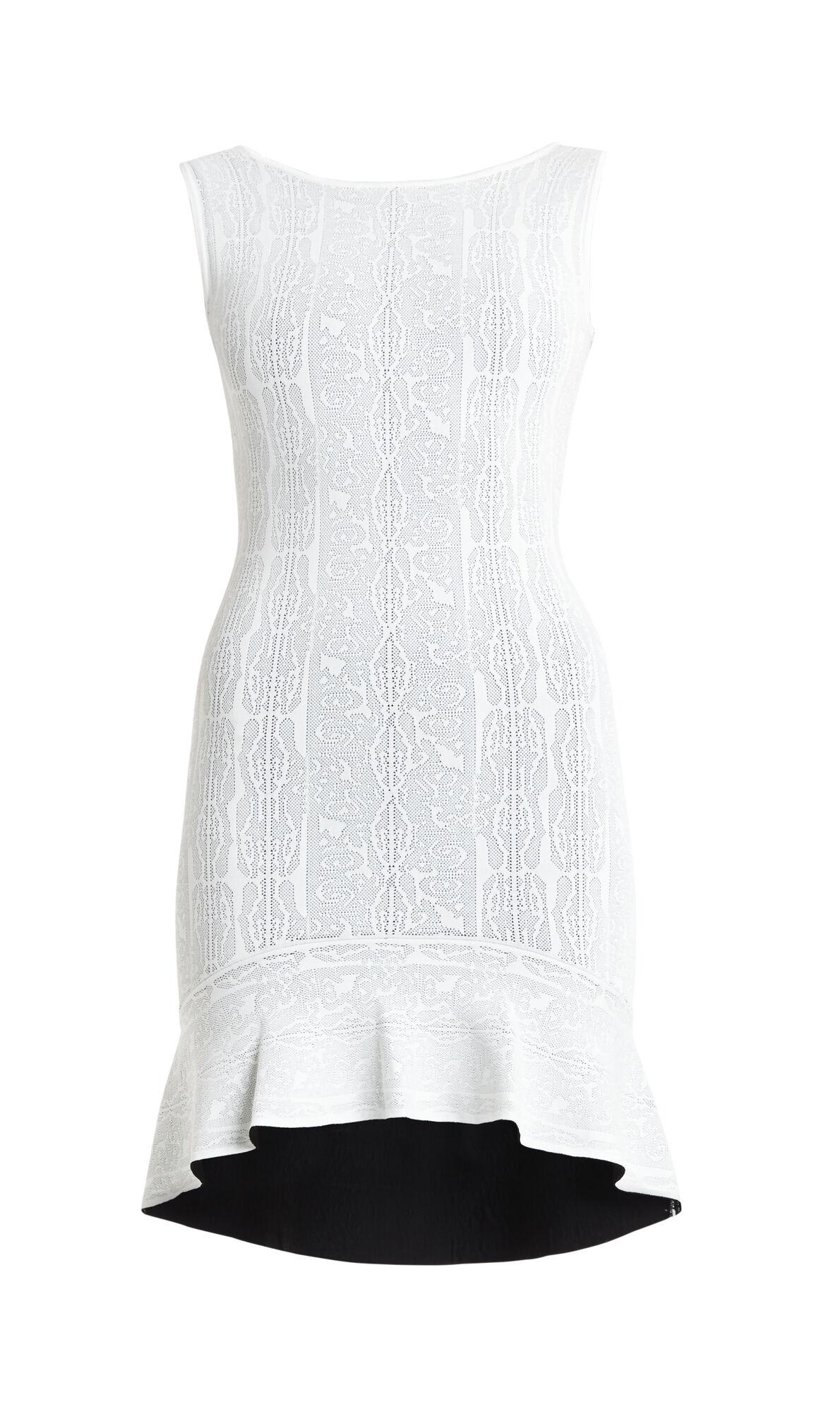 Faye Jacquard Dress