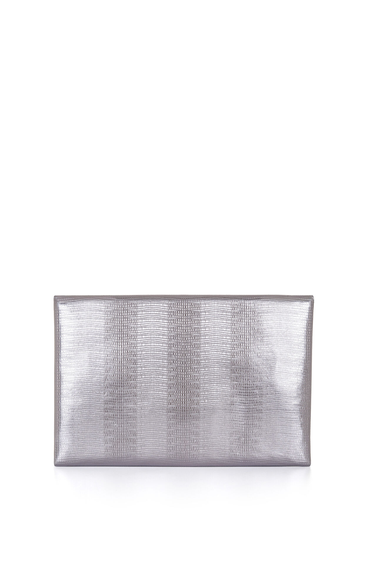 Harlow Metallic Envelope Clutch