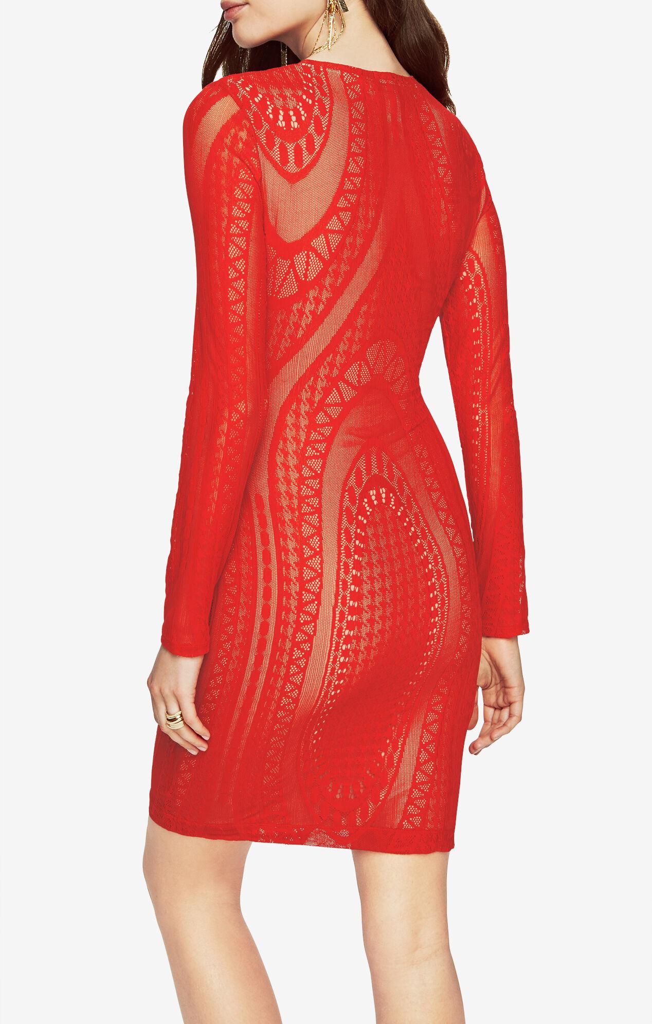Lala Lace Dress