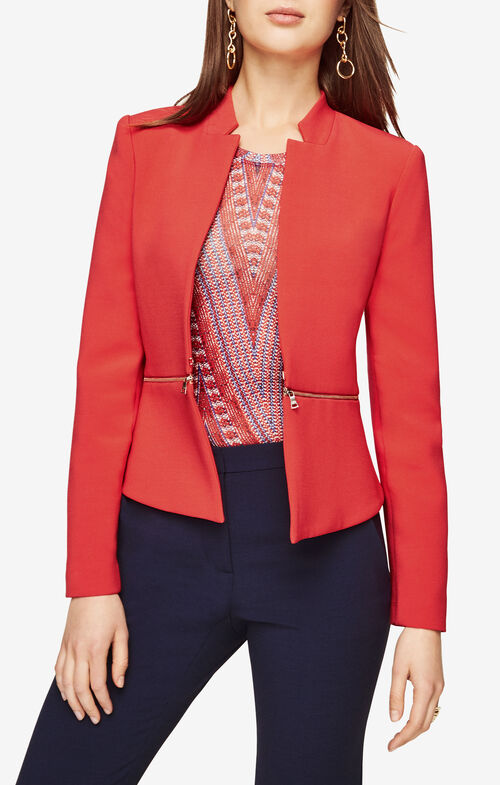 Barrett Peplum Jacket