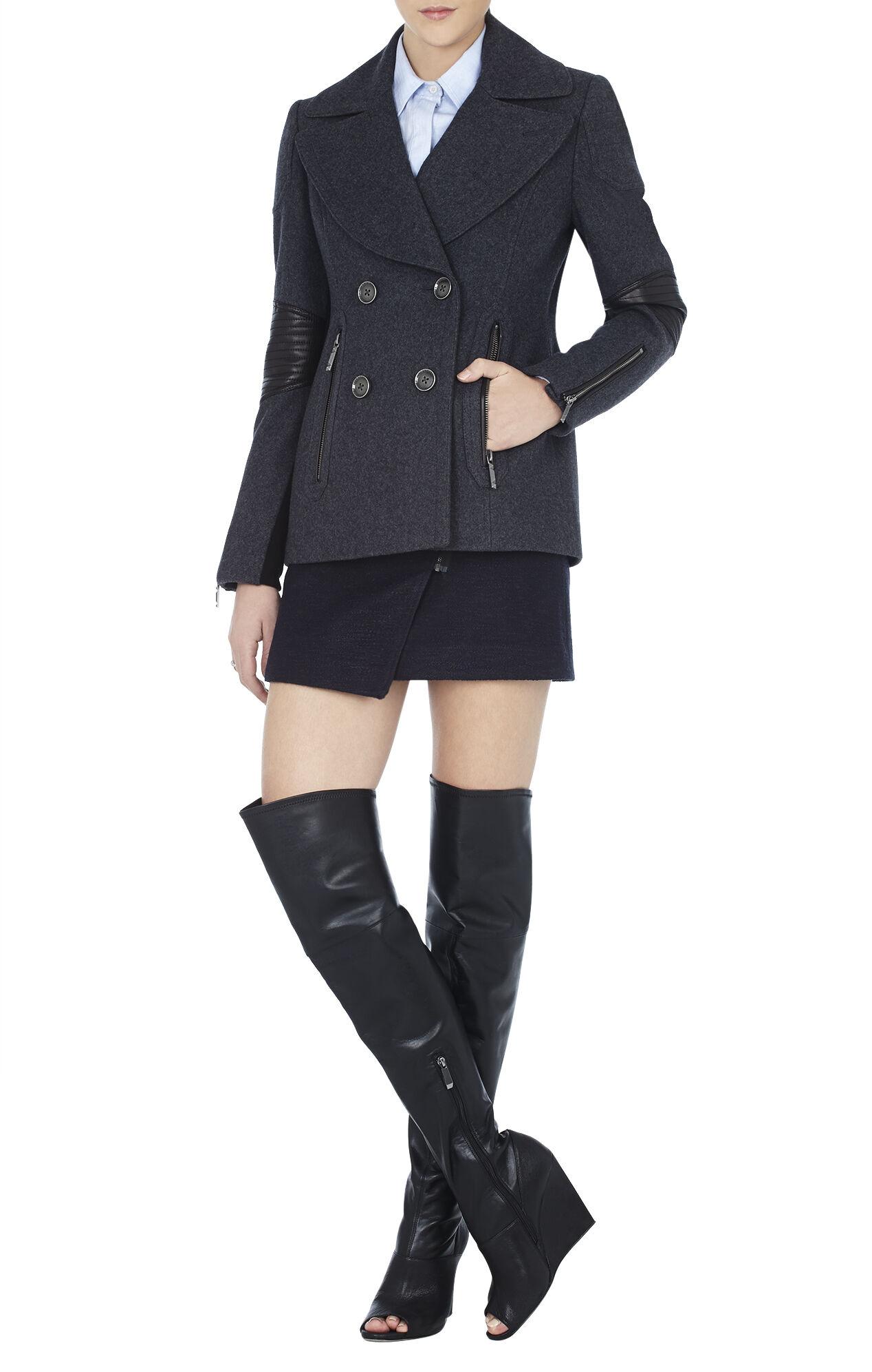 Lindsey Pea Coat