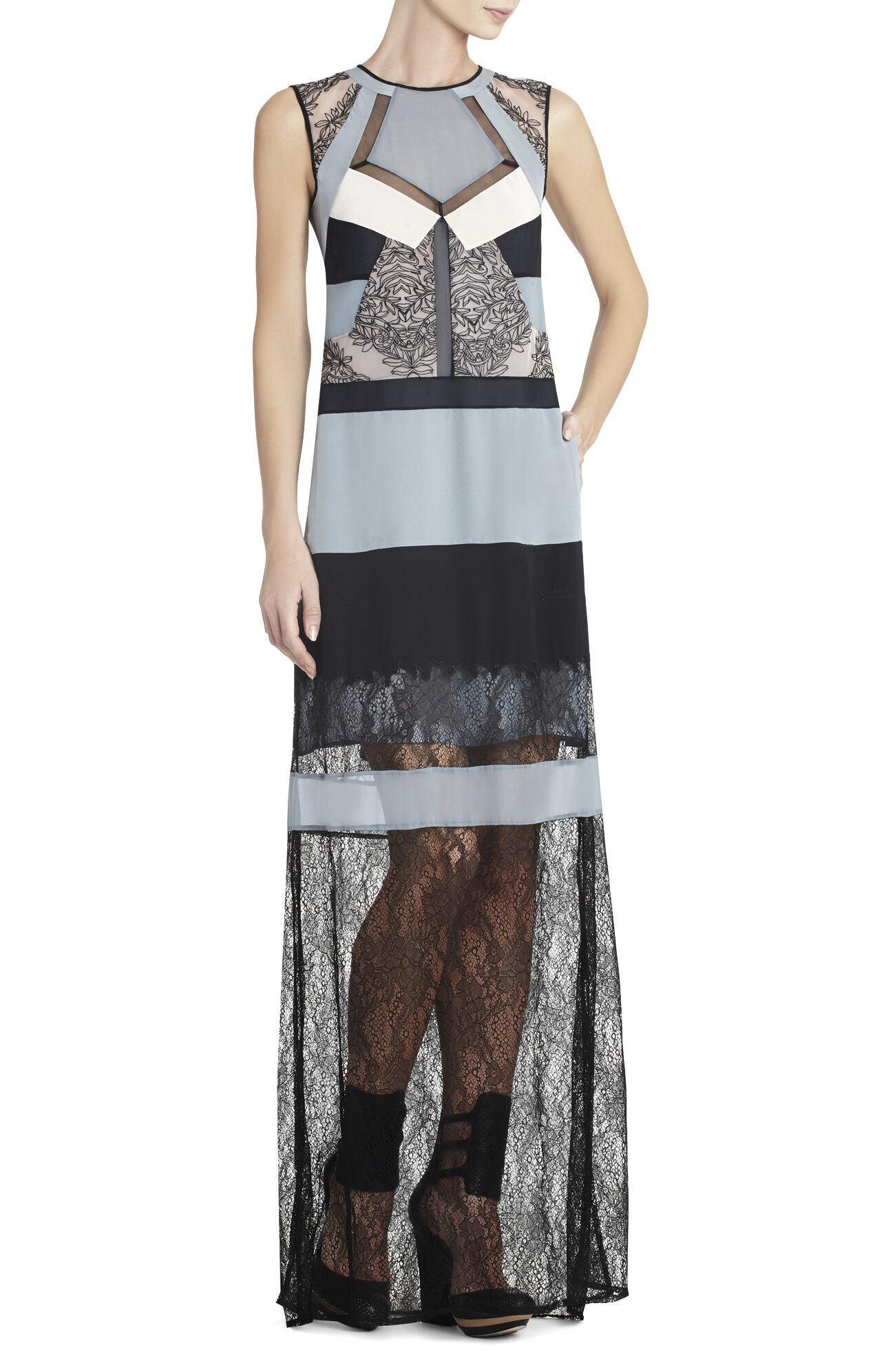Runway Rakel Silk Dress
