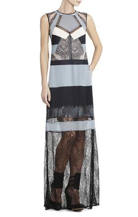 Runway Rakel Silk Dress