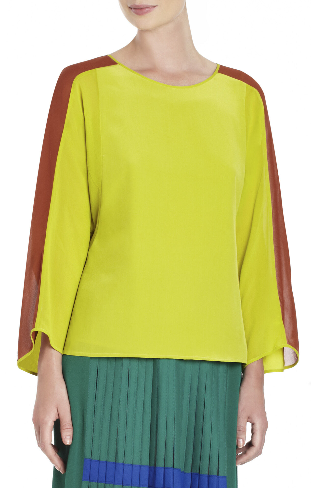 Runway Miri Silk Top