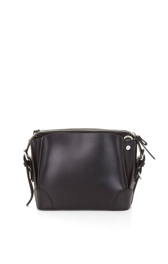 Macey Mini Leather Cross-Body