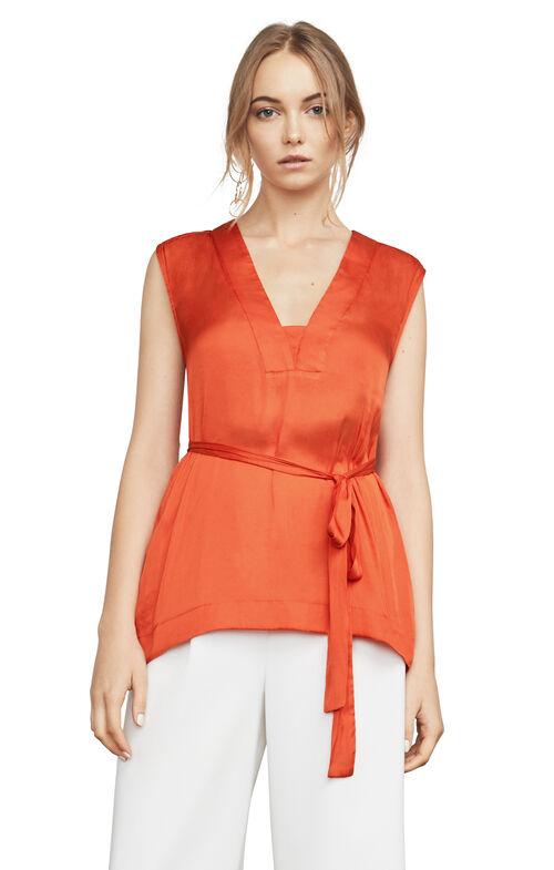 Catrin Waist-Tie Top