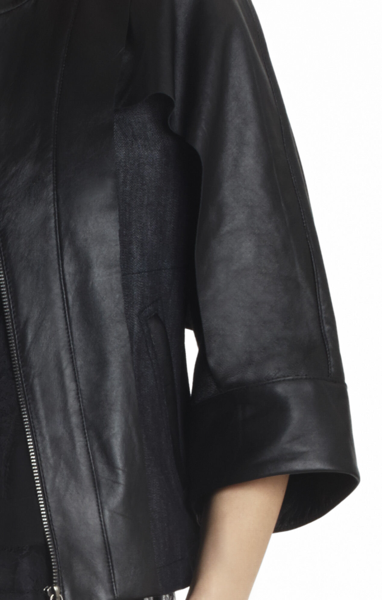Runway Simone Leather Jacket
