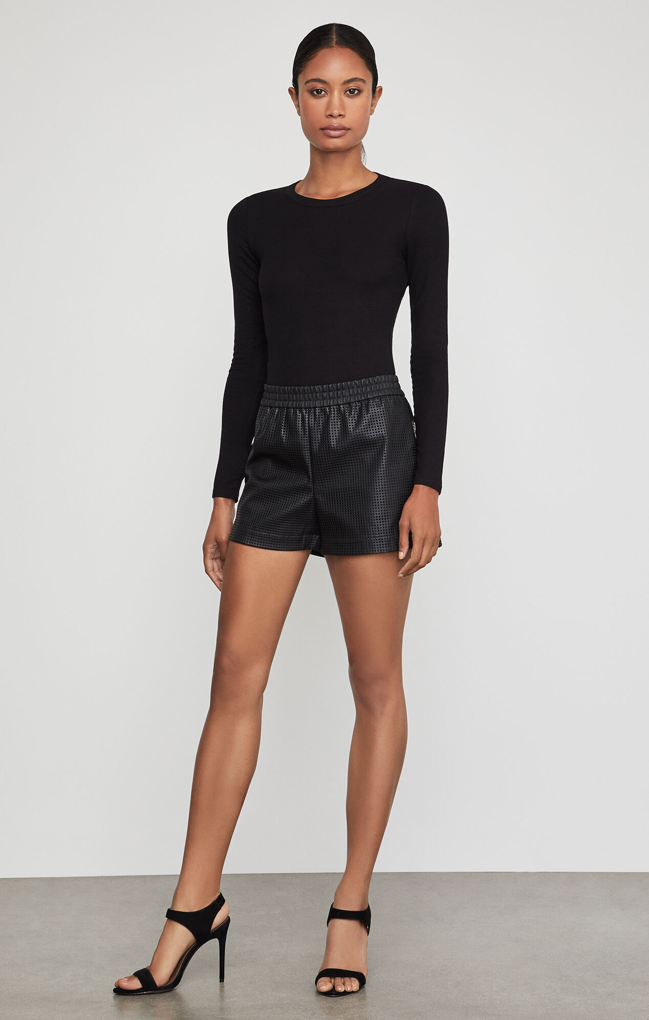 Bry Perforated Boxing Short
