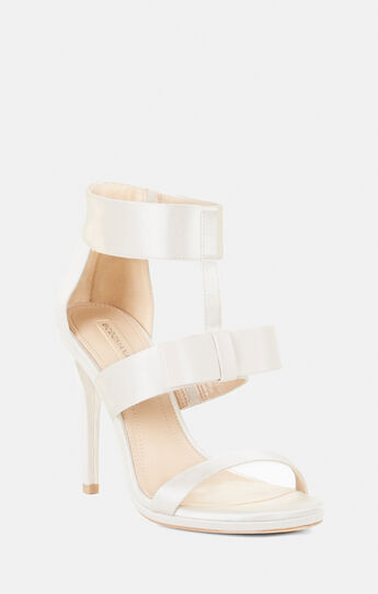 Gale High-Heel Bow Sandal