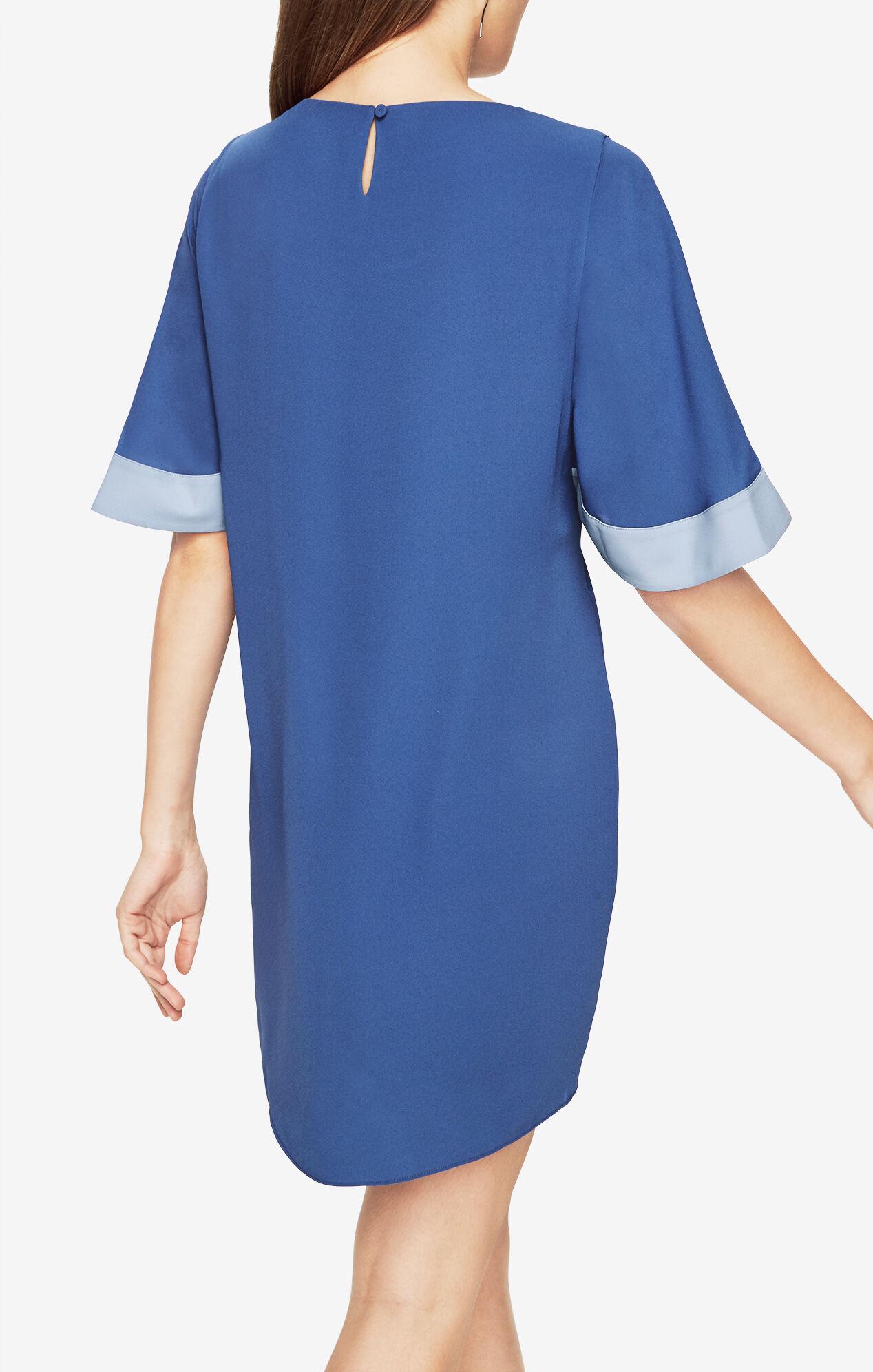 Philippa Color-Blocked Dress