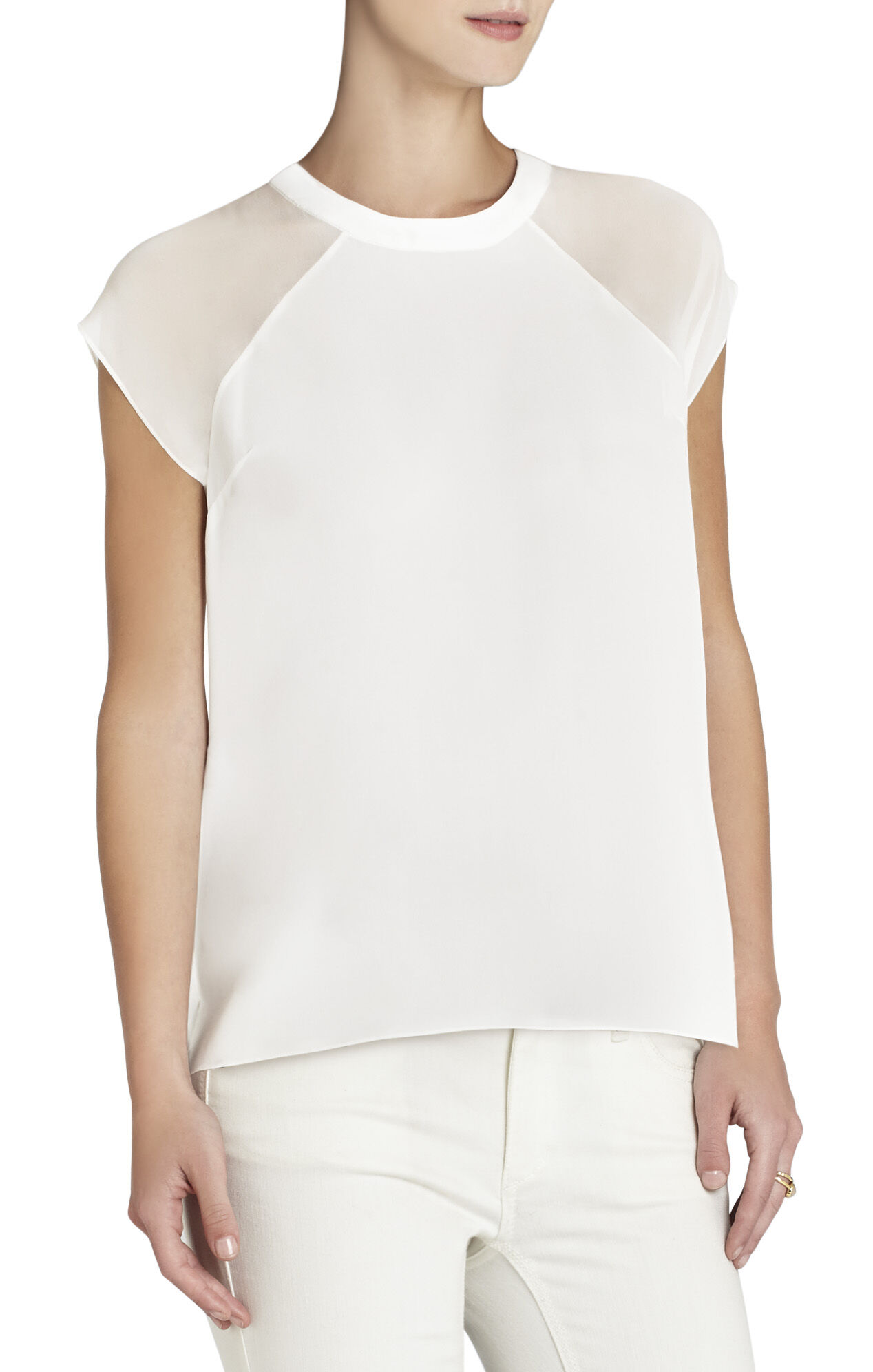 Sammie Asymmetrical-Hem Top