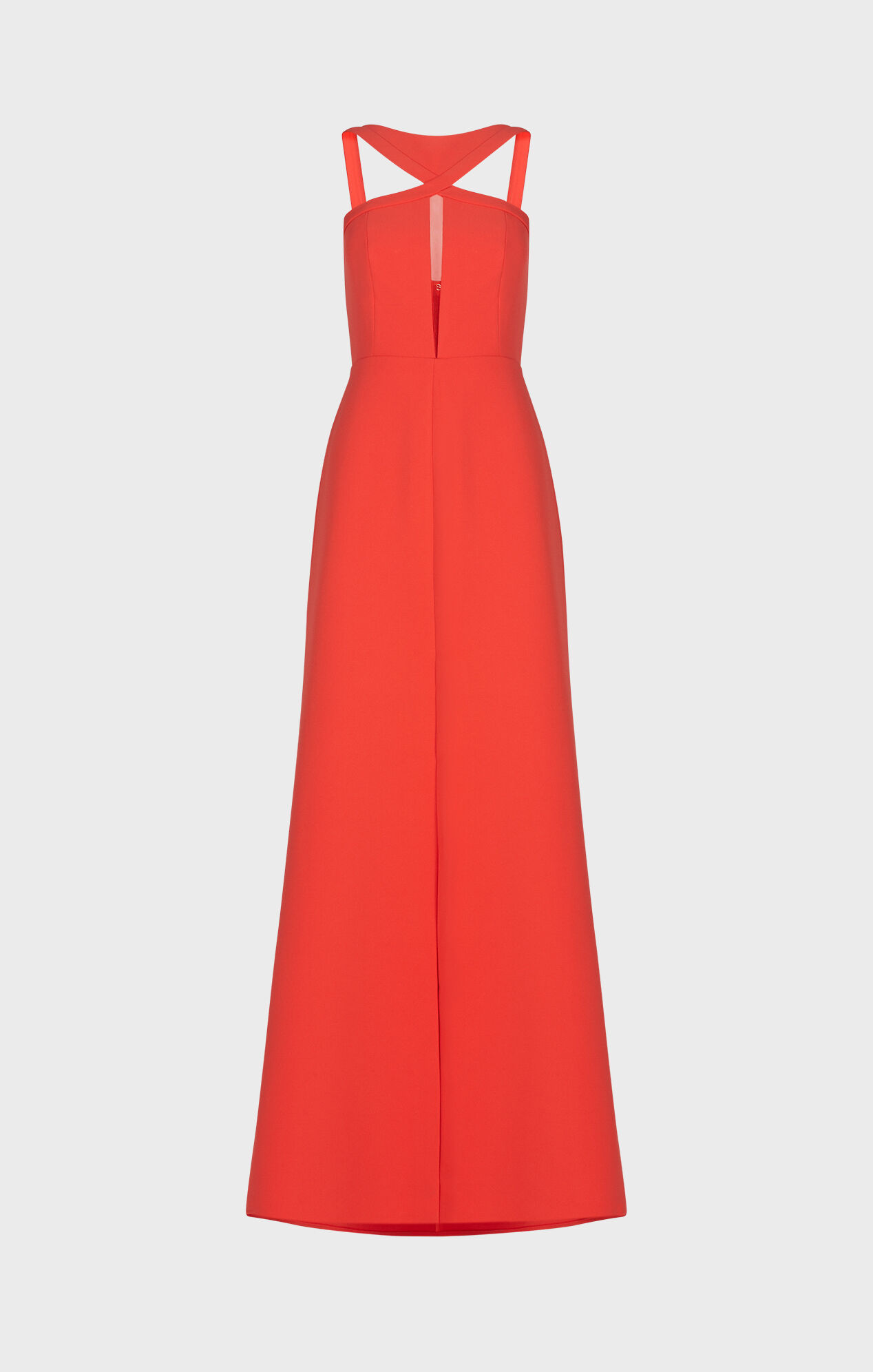 Angie Halter-Neck Gown