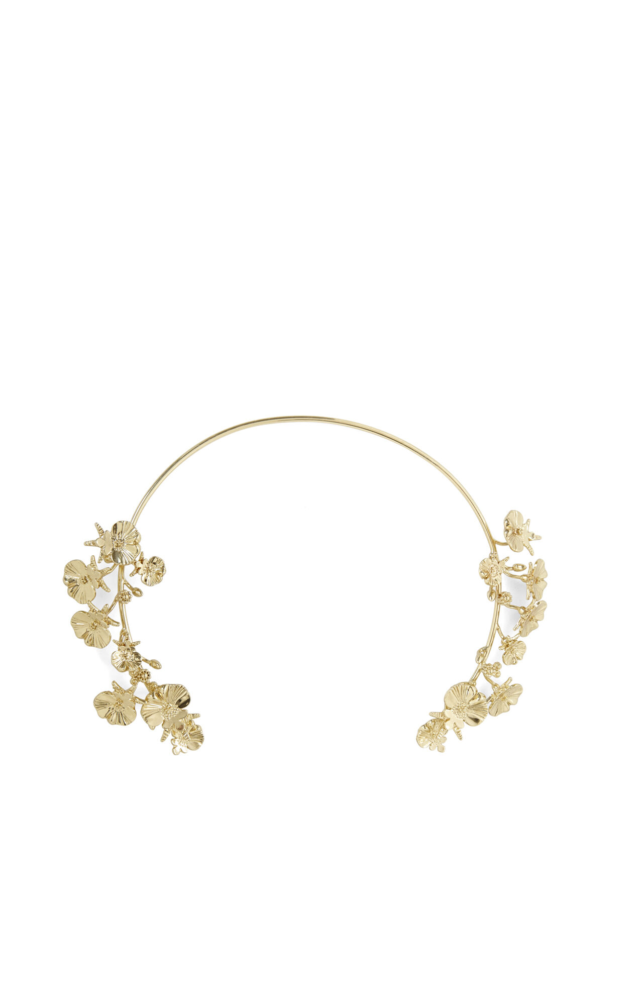 Wildflower Collar Necklace