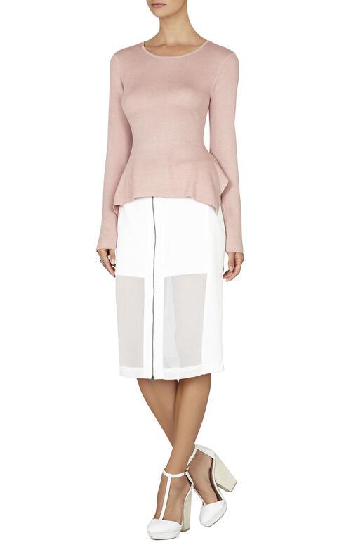 Audry Handkerchief Pullover