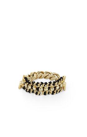 Woven-Chain Bracelet