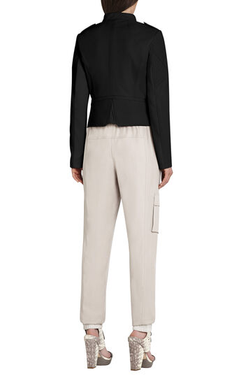 Jennifer Asymmetrical Zipper Jacket