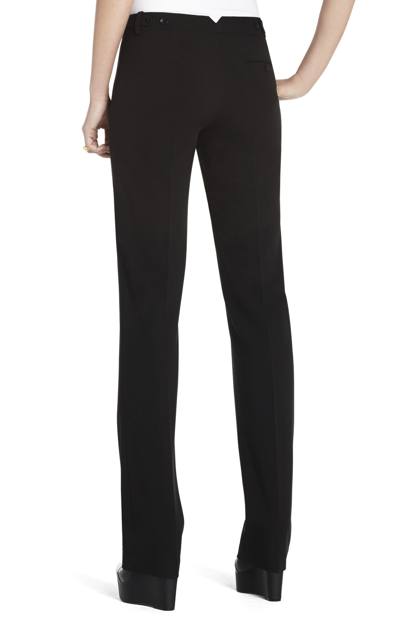Christopher Straight-Leg Pant