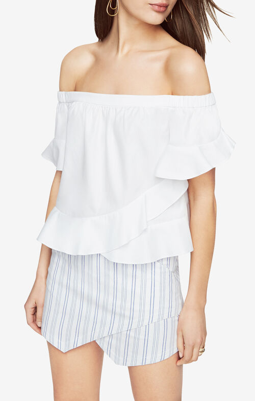 Trixy Off-The-Shoulder Top