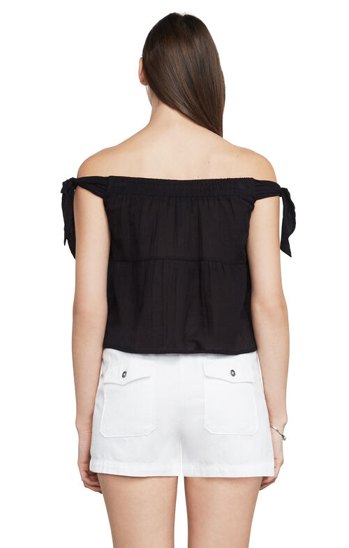Carolyn Off-The-Shoulder Top