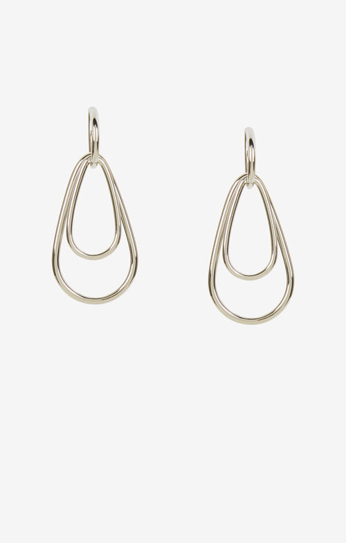 Modern Teardrop Earrings