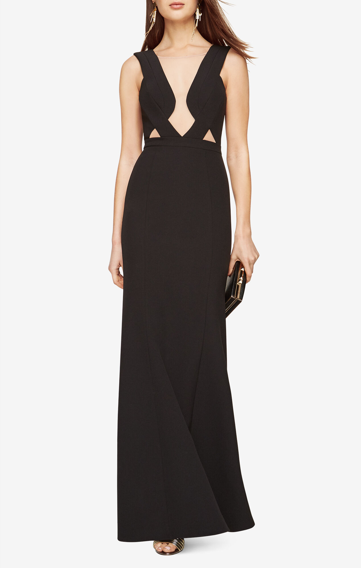 Lulu Sleeveless Gown