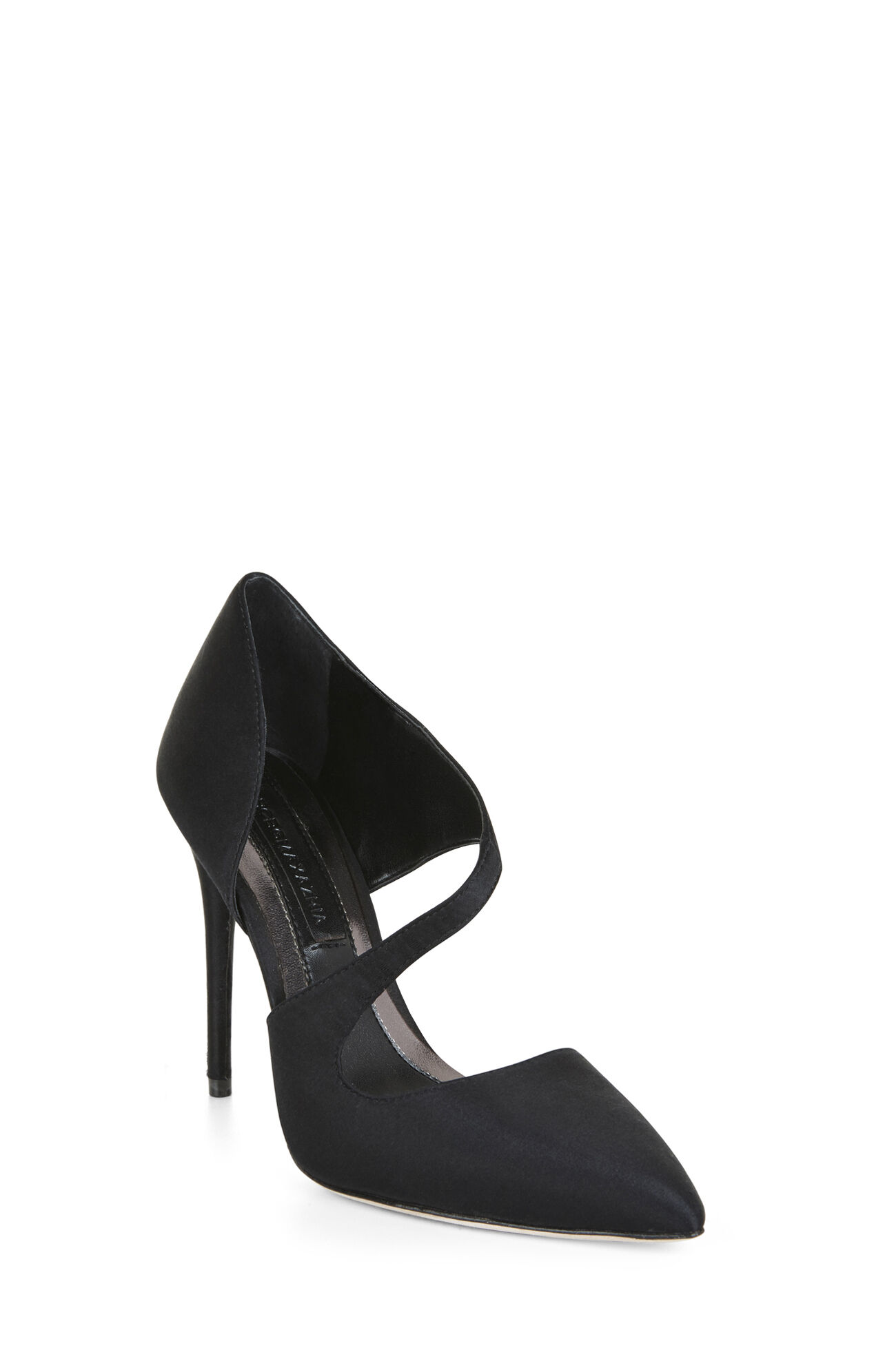 Ambrose Asymmetrical High-Heel Pump