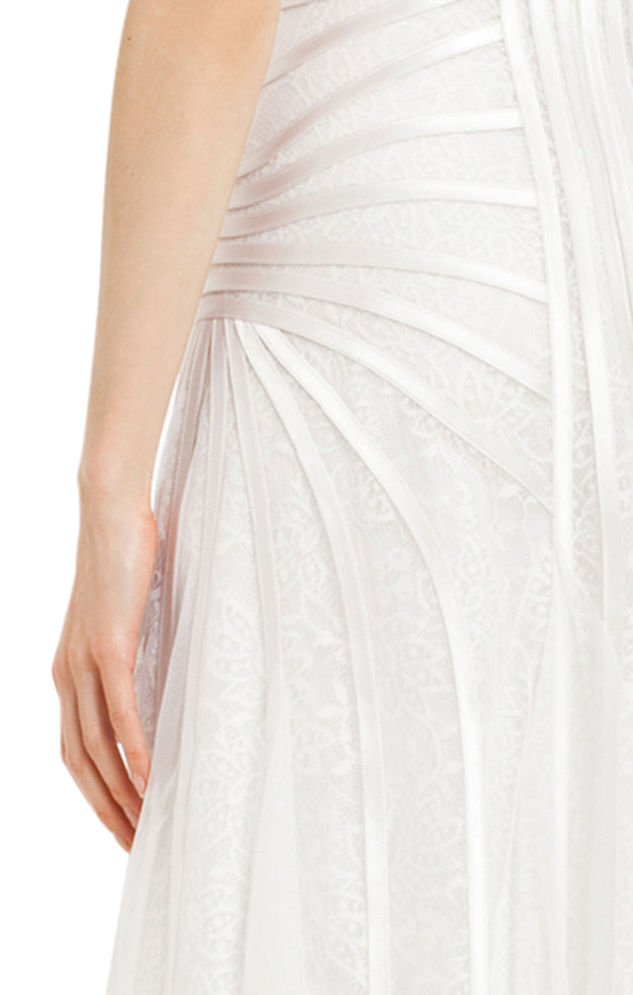 Magnolia Strapless Gown