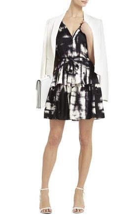 Dorothy Peplum Dress