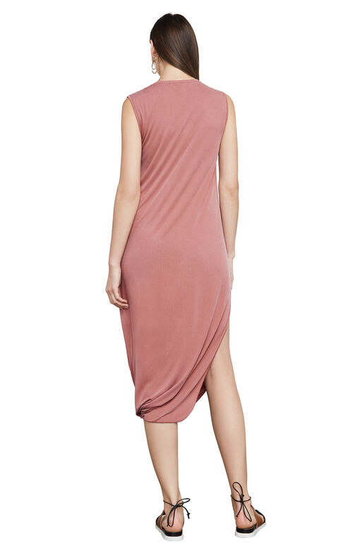 Bre Asymmetrical Knit Dress