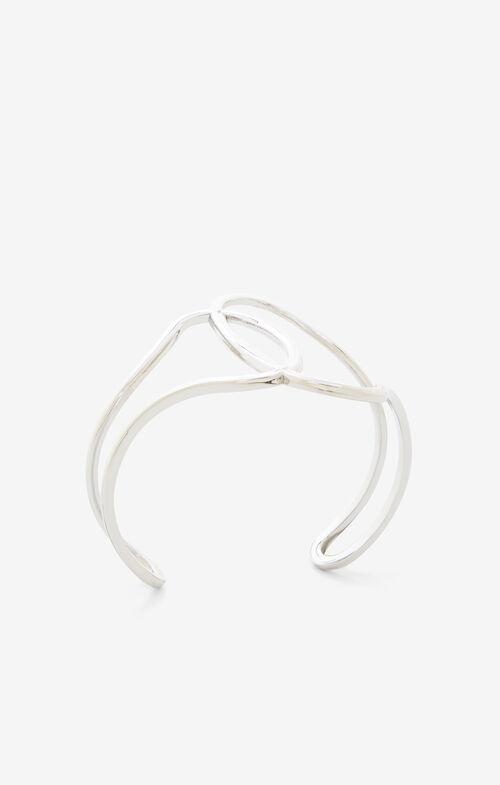 Looped Cuff Bracelet