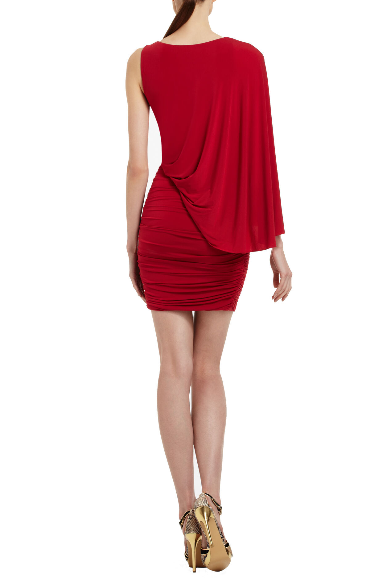 Venus Draped Dress
