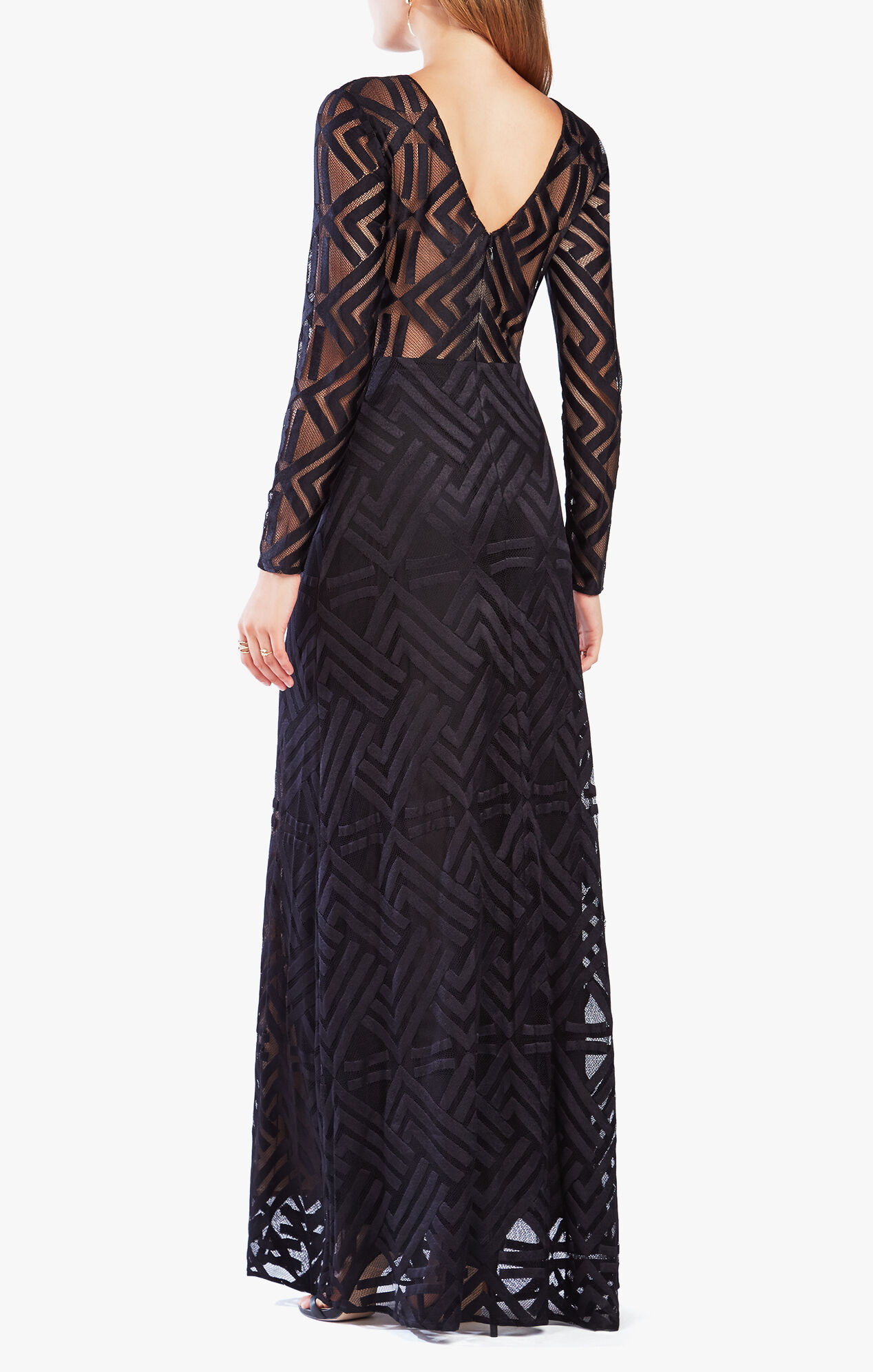 Veira Lace Gown