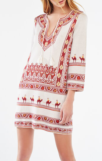 Antonena Caravan Tunic Dress