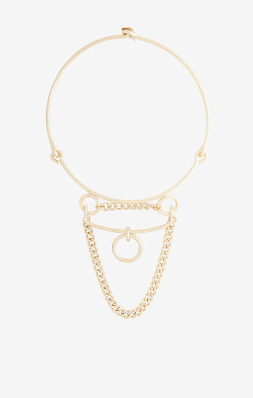 Loop Chain Necklace