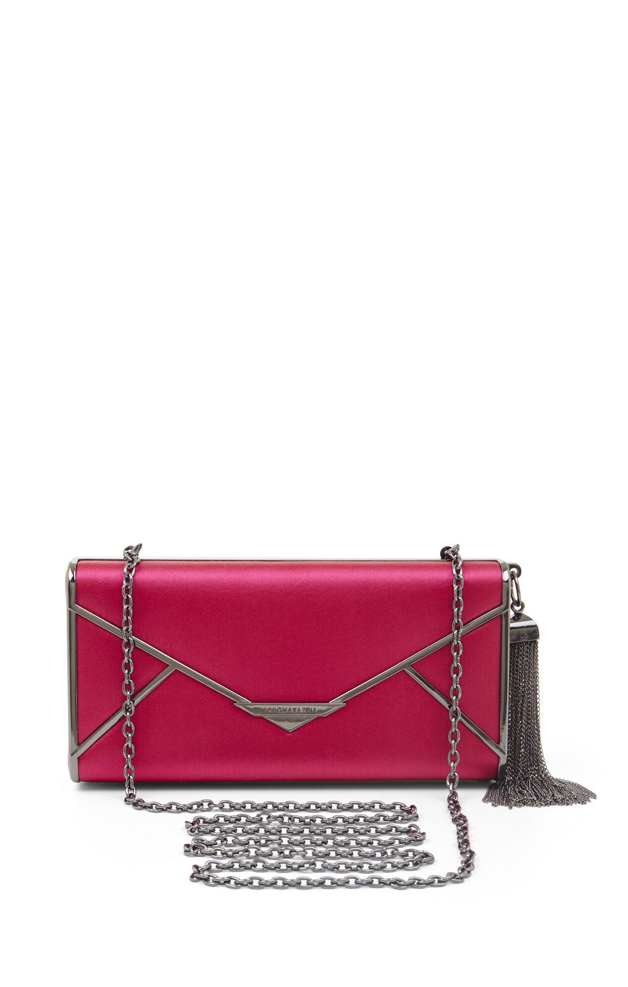 Slone Tassel-Detail Envelope Clutch