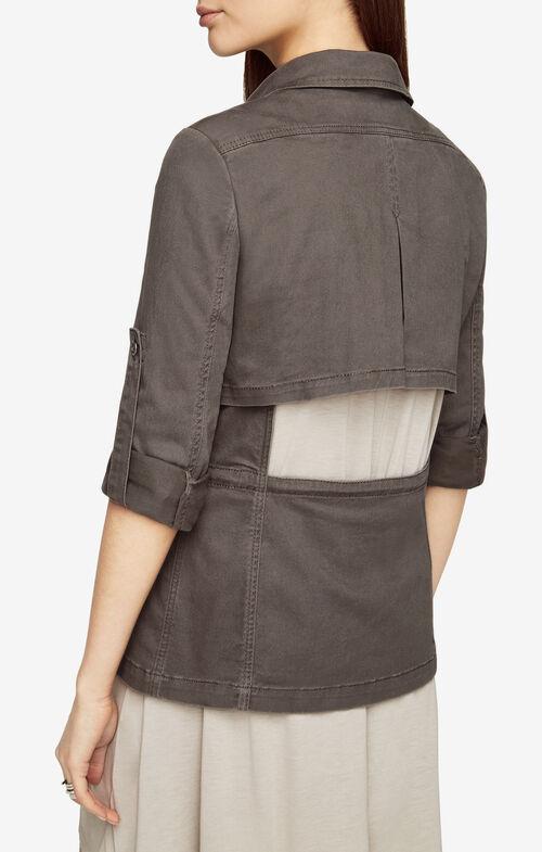 Bronnen Open-Back Jacket