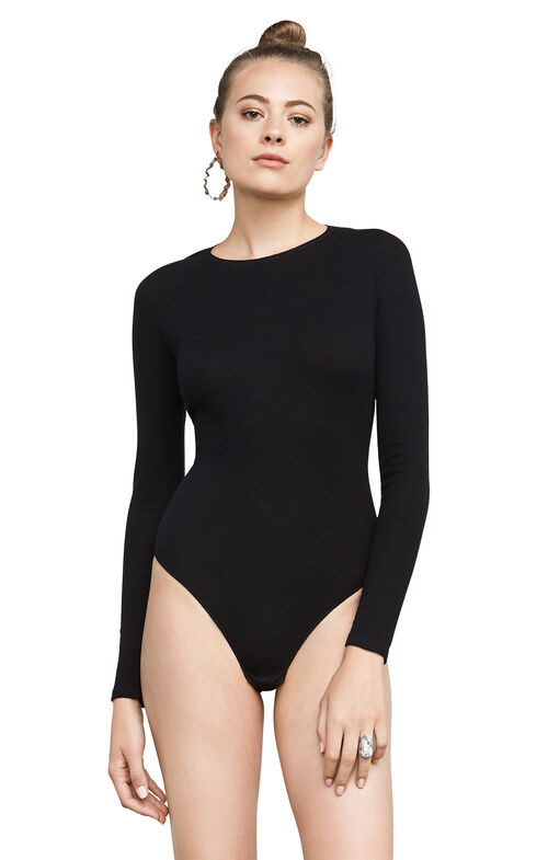 Anise Open-Back Bodysuit