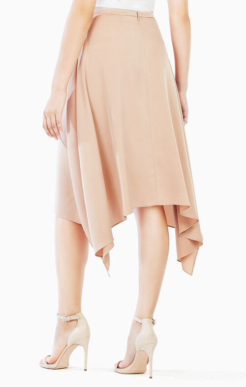 Carlyn Satin Skirt