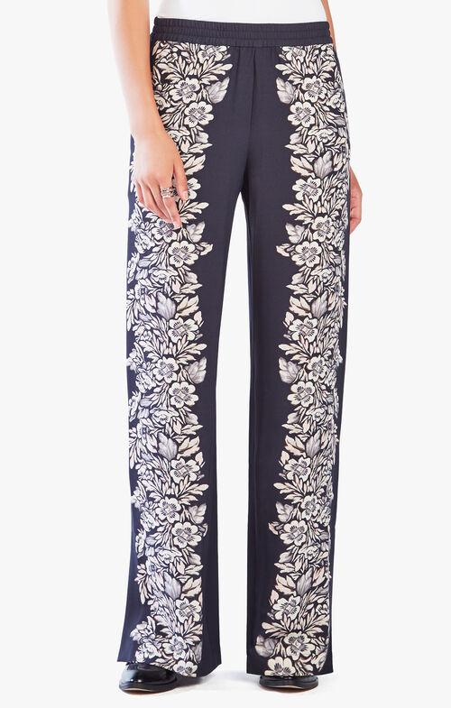 Juan Floral Print Pant