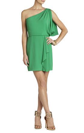 Mina One-Shoulder Dress